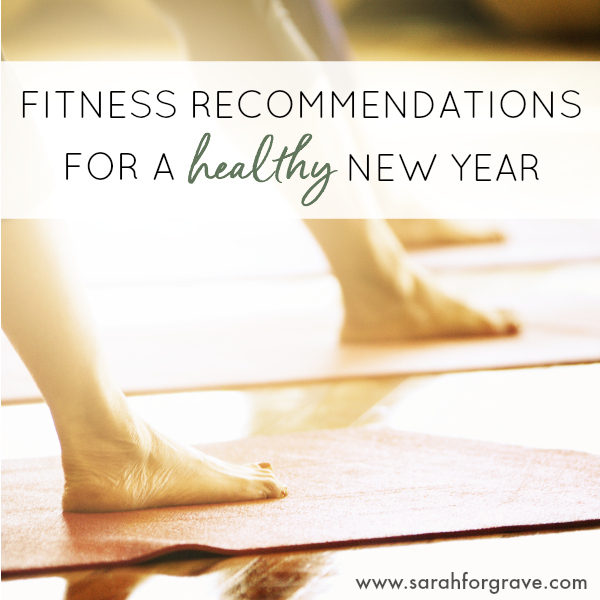 Top Fitness Recommendations for the New Year