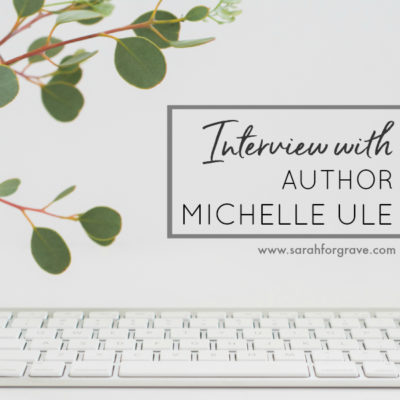 Meet and Greet with Author Michelle Ule