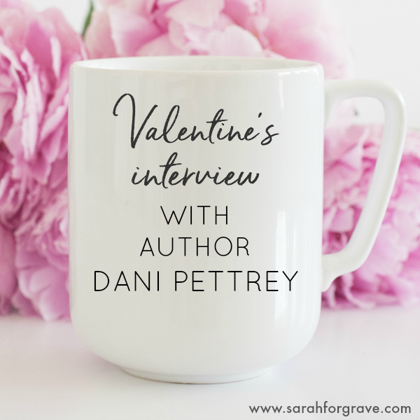 A Valentine's Meet and Greet With Author Dani Pettrey