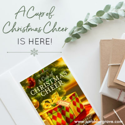 A Cup of Christmas Cheer Is Here!