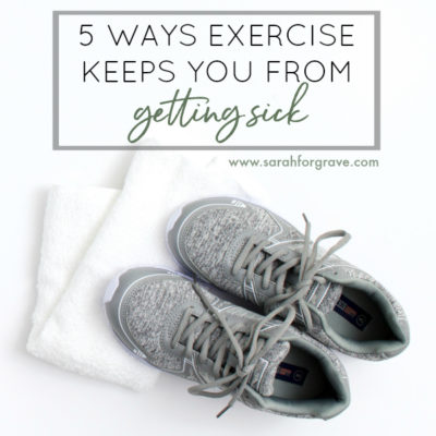 5 Ways Exercise Keeps You From Getting Sick