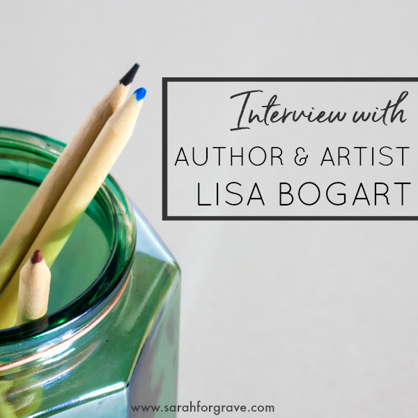 Coloring Tips from Author and Artist Lisa Bogart