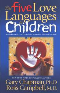 Writer Mom Recommends: The Five Love Languages of Children!
