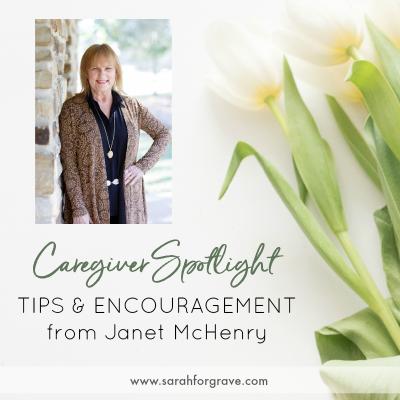 Caregiver Spotlight – Janet McHenry