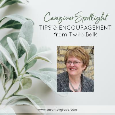 Caregiver Spotlight – Twila Belk